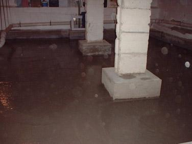 lowering basement floor cost rooms