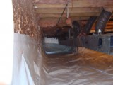 DSC00878 160x120 Crawl Space Waterproofing Select Basement Waterproofing