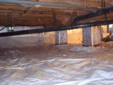 DSC00884 160x120 Crawl Space Waterproofing Select Basement Waterproofing