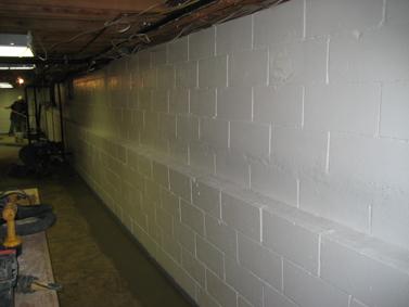 Beautiful Deal Basement Waterproof 160x120 Before U0026 After Select Basement  Waterproofing Good Looking