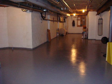 basement epoxy houses plans designs