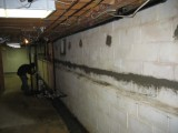 Hazlet Basement Waterproof 160x120 Before & After Select Basement Waterproofing