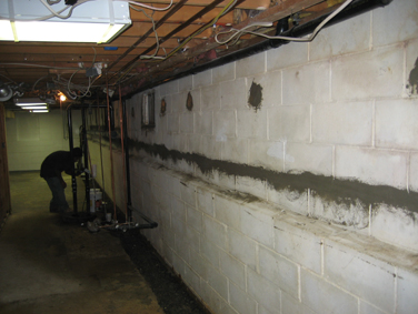 Hazlet Basement Waterproof 160x120 Basement Waterproofing Select Basement  Waterproofing