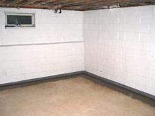 Exceptional Waterproof BaseMtWall Basement Waterproofing Select Basement Waterproofing