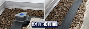 gdinstall Grate Drain Select Basement Waterproofing