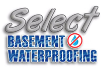 logo1 About Us Select Basement Waterproofing