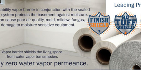 Types of Vapor Barriers for Crawl Spaces