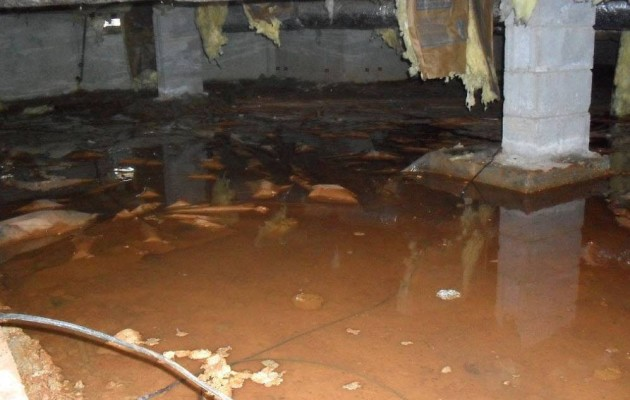 An Introduction to Crawl Space Drainage in Woodbridge NJ 07067
