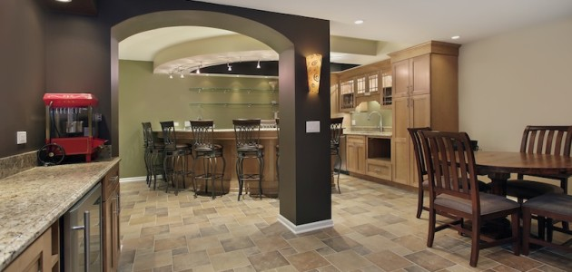 Basement Remodeling in Woodbridge NJ