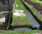 How to Screw Up a French Drain Installation in Edison NJ 08817