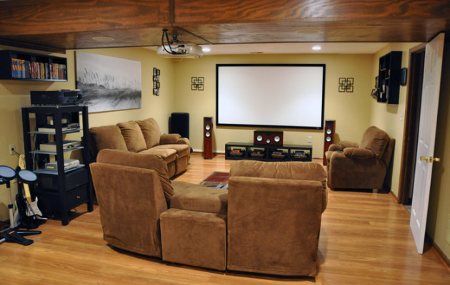 Basement Finishing in Trenton NJ: 3 Ideas to Give Your Home More Space