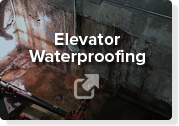 Elevator Waterproofing  Select Basement Waterproofing