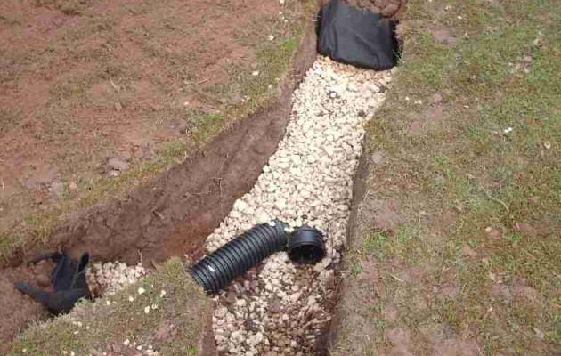 Common Mistakes – Why You Should Leave French Drain Installation to the Professionals