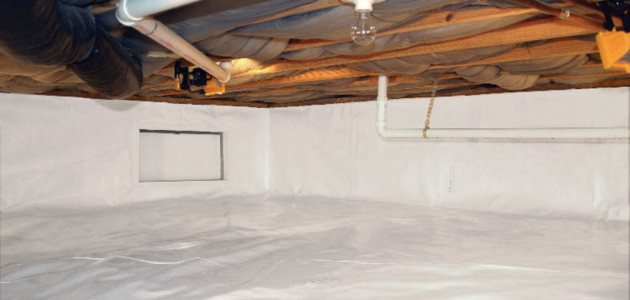 How to Get a Crawl Space Waterproofing Repair Quotation