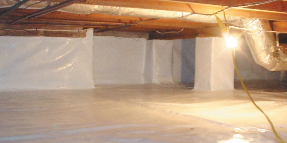 Crawl space encapsulation plainfield nj select basement for What does crawl space foundation mean