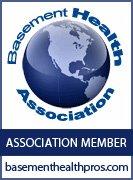basement health association member  Select Basement Waterproofing