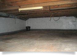 Incroyable Crawl Space Waterproofing New Jersey Select Basement Waterproofing