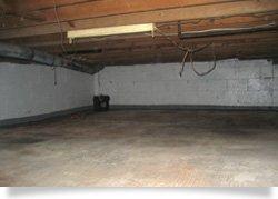 Crawl Space Waterproofing New Jersey Select Basement Waterproofing
