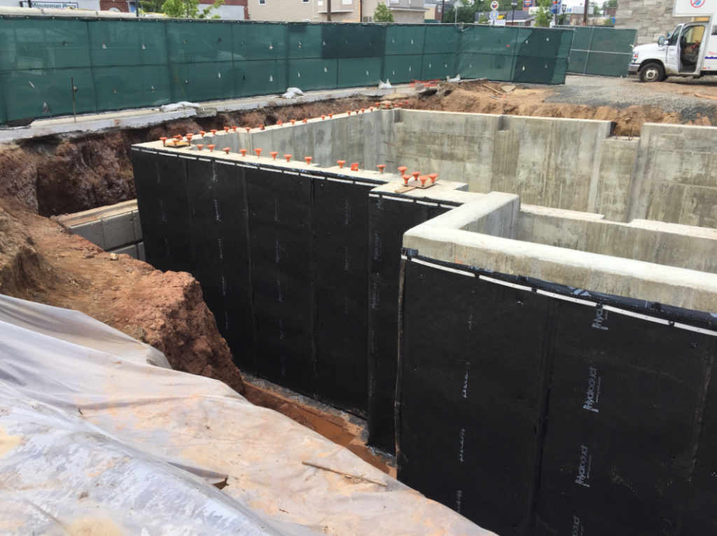 bituthene project 4 1024x765 Bituthene® & Hydroduct® Gallery Select Basement Waterproofing